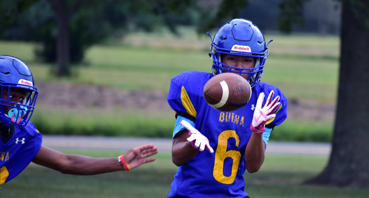 Training Days: For Buena Regional, it's simple: 'It's the